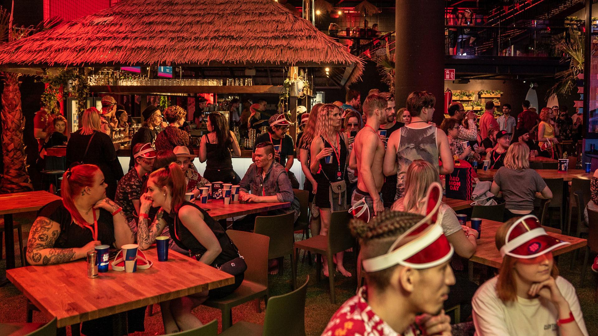 Budweiser Party