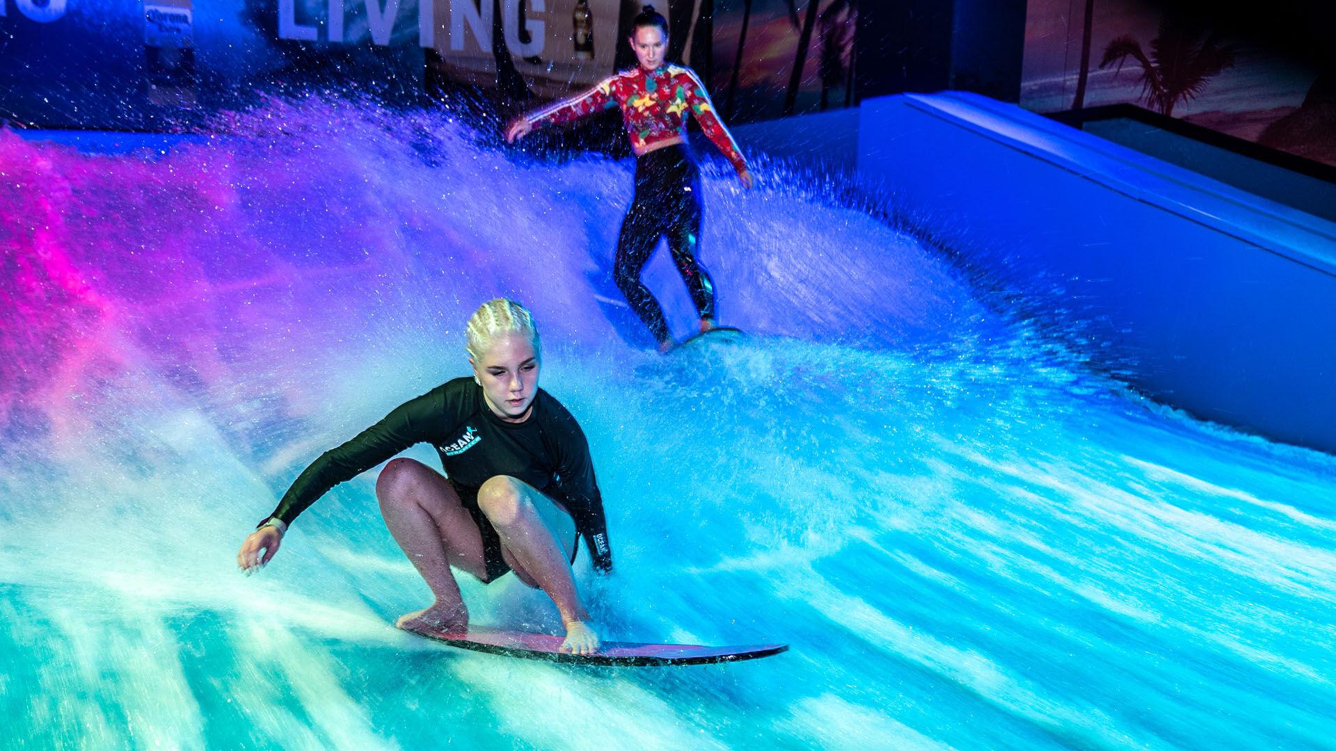 Surfing Finland