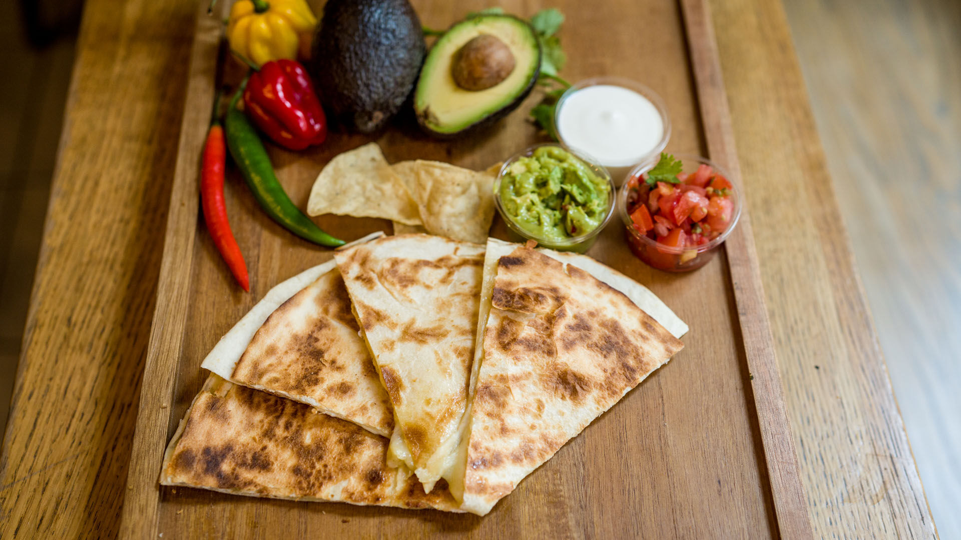Tortilla House snacks